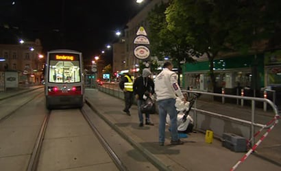 Police issue arrest warrant for tram shooter