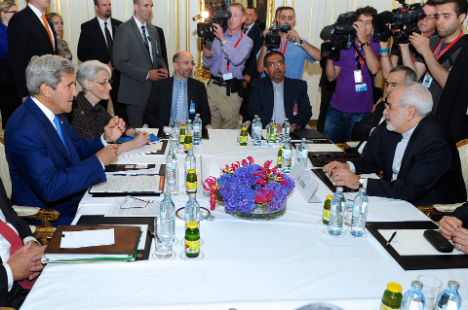 US says Iran nuclear deal deadline may 'slip'
