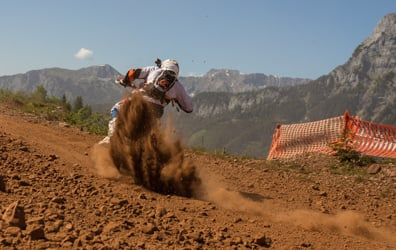 Onlooker killed by falling rock at Erzbergrodeo