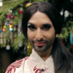 Conchita promotes gay rights in Japan
