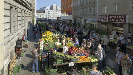 Number of foreigners in Vienna up 49 percent