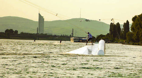 Woman loses arm in wakeboarding accident