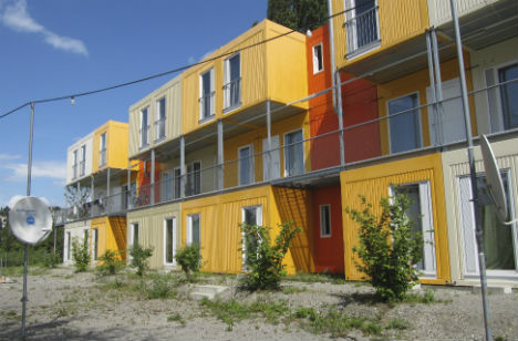 Ministry 'paid too much' for container homes