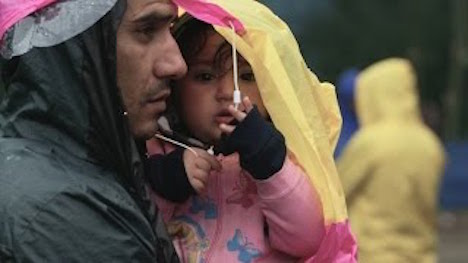 UNHCR comes to aid of refugees in Hungary