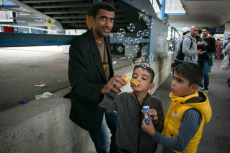 Emergency migrant measures 'phased out'