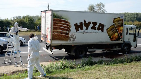 Forensic investigators begin to ID victims