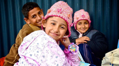 ORF launches refugee aid initiative