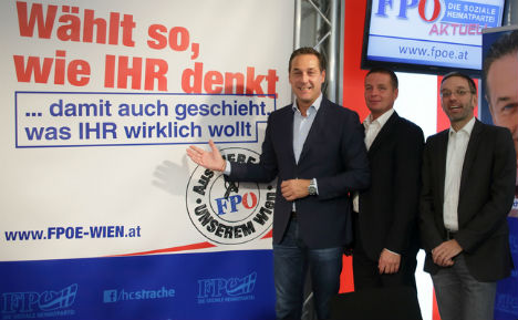 Private TV stations refuse to air FPÖ ads