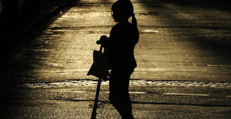 Austria 'must help child victims of trafficking'
