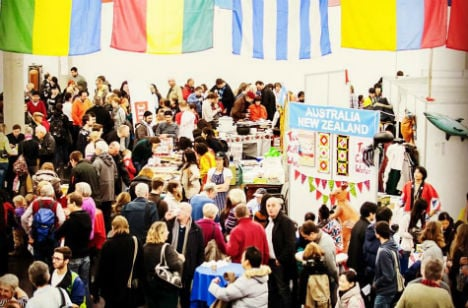 Travel the world at the UNWG Festival Bazaar