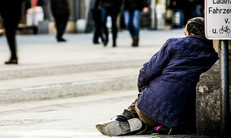 Police say new begging law is 'too strict'