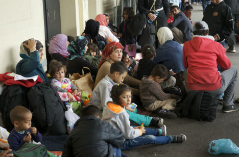 'Majority' fear effects of refugee crisis