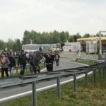 Possible charges for refugee convoy activists