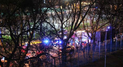 One dead after illegal car race in Vienna