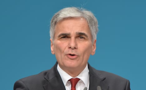 Austria to accelerate deportations