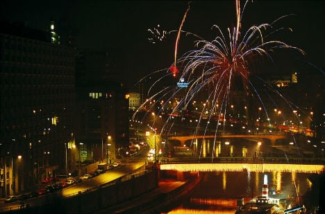 500 police to patrol Vienna for New Year