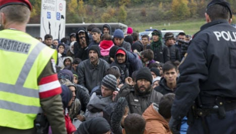 Austria braces for arrival of more refugees