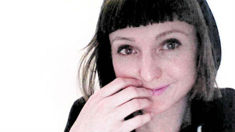American au pair 'died from suffocation'