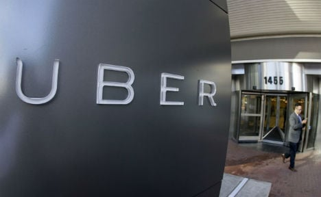 Uber users complain of new year price surge