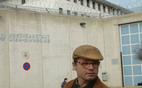 Jewish author may 'soon be released' from Austrian jail