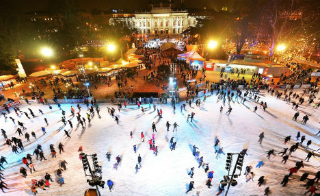 Experts warn ice skaters not to underestimate risk of injury