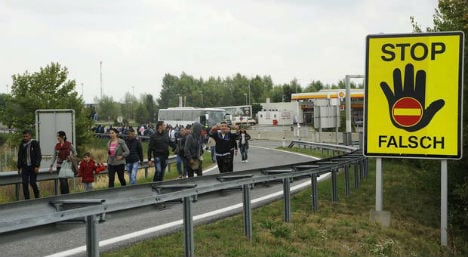 Austria expects Germany to follow border clampdown