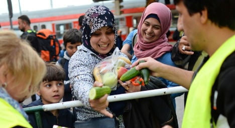 Drop in state funds puts Austrian refugee NGOs at risk