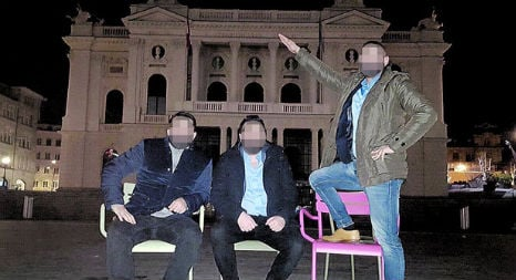 Further Nazi allegations made against Austrian extremist