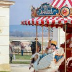 The Schloss Hof Easter Market also includes simple rides for the younger children, a petting pen, and pony rides as well as the possibility to visit the outside animal pens, including camels and alpacas.Photo: Jerry Barton