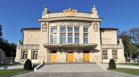 Former employee accused of Austrian theatre bomb hoax
