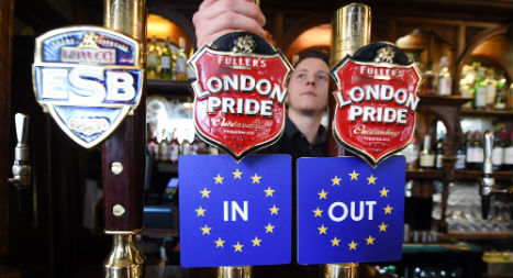 Survey: Could Brits in Europe put the brakes on Brexit?