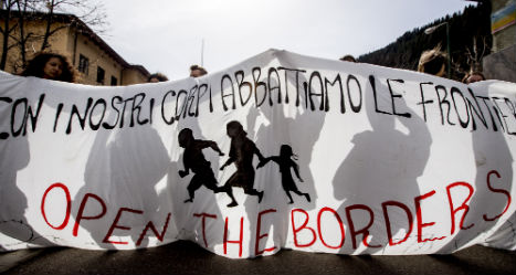 Plans underway for second refugee protest