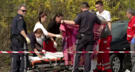 Sisters stabbed to death in broad daylight in Austria
