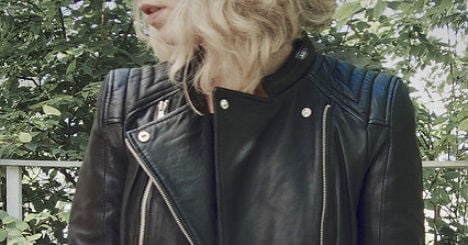 Thief with leather fetish steals 50 ladies jackets