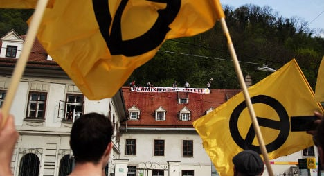 Further evidence of rise in far-right crime in Austria