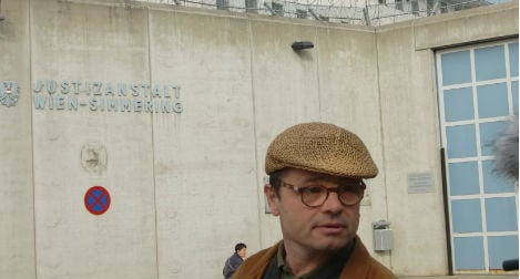 Jewish author released after controversial fraud sentence