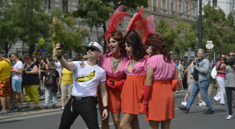 Vienna Pride: 'There is still work to be done'