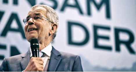 Austrian court annuls presidential election result