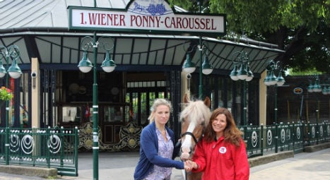 The end of Vienna's 100-year-old 'unethical' pony carousel