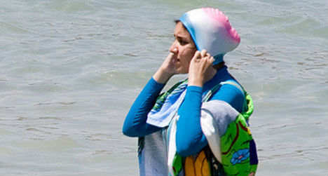 Beach party protest against burqini ban planned in Vienna