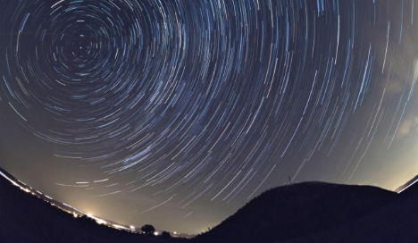 Top tips for watching the meteor shower in Austria