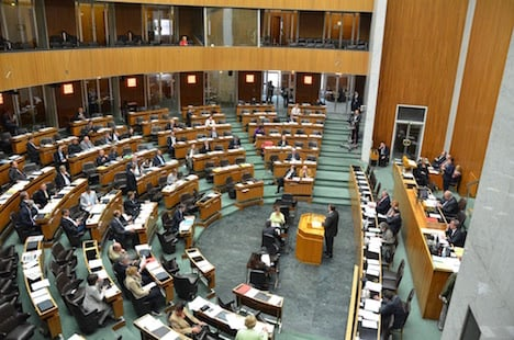 New bill proposes December election date