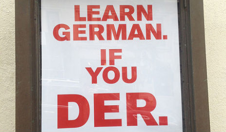 15 tell-tale signs you'll never quite master German