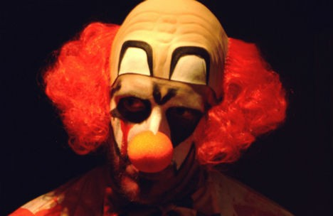 'Scary clown' pushes 14-year-old off his bike in Salzburg