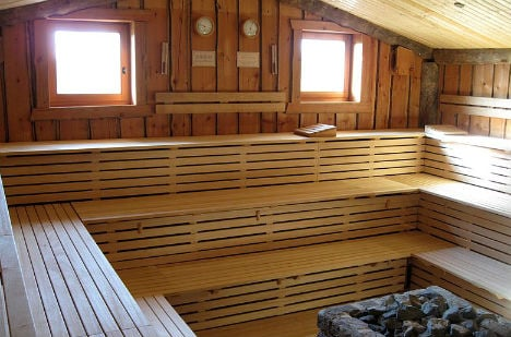 11 tips on how to behave in an Austrian sauna