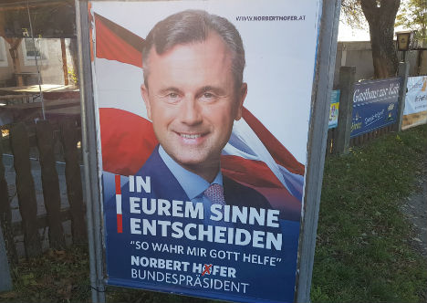 Austria's far-right stokes fears in wealthy countryside