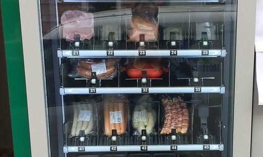 Only in Austria: Graz gets its first sausage vending machine