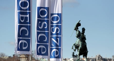 Vienna-based OSCE hacked by 'Russian group'