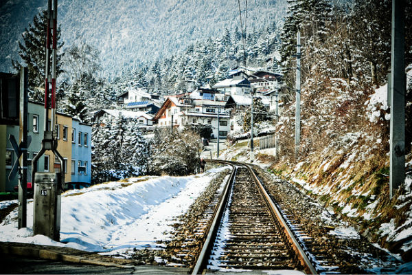January could break 30-year record for cold weather in Austria