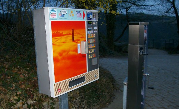 End of the line for cigarette vending machines in Austria?